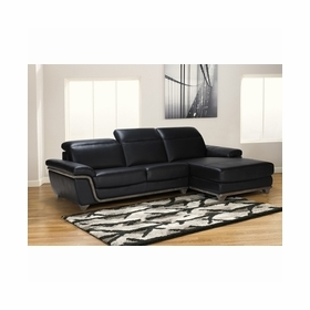 Leather Sectional Sofas by Chintaly