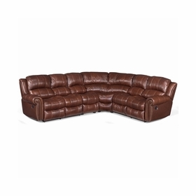 Leather Sectional Sofas by Hooker Furniture