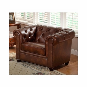 Leather Single Chairs