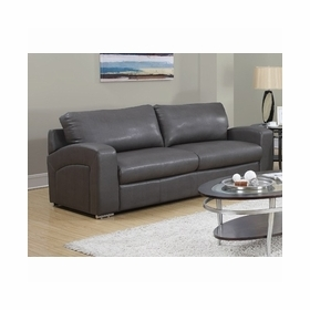 Leather Sofas by Monarch