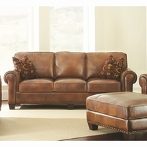 Leather Sofas by Steve Silver