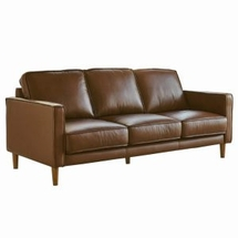 Leather Sofas by Sunset Trading