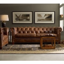 Hooker Furniture Leather Sofas, Couches & Loveseats