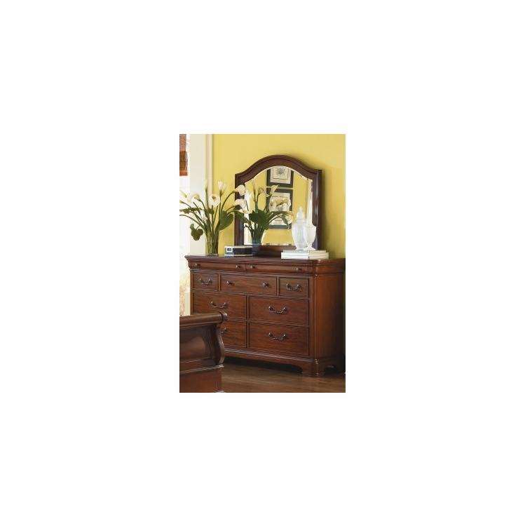 Legacy Classic Furniture - Evolution Dresser With Mirror - 9180-0100_9180-1200