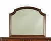 Legacy Classic Furniture - Evolution Scroll Top Mirror - 9180-0300