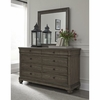 Legacy Classic Furniture - Hartland Hills Mirror With Dresser - 7460-0200_7460-1200