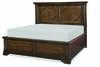 Legacy Classic Furniture - Latham Complete Panel Bed W Storage Footboard Queen 5/0 - 6070-4105K