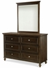 Legacy Classic Kids - Academy Mirror With Dresser - 5810-0100_5810-1100