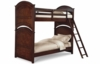 Legacy Classic Kids - Impressions Complete Twin Over Twin Bunk Bed - 2880-8130K
