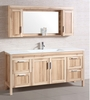 Legion Furniture - Sink Vanity with Mirror in Desert Sand - No Faucet - WT9388
