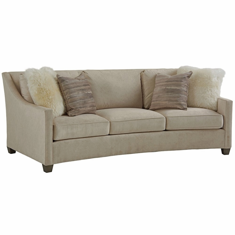 Fantastic Lexington Ariana Valenza Curved Sofa White Ivory 01 7931 33 40 Caraccident5 Cool Chair Designs And Ideas Caraccident5Info