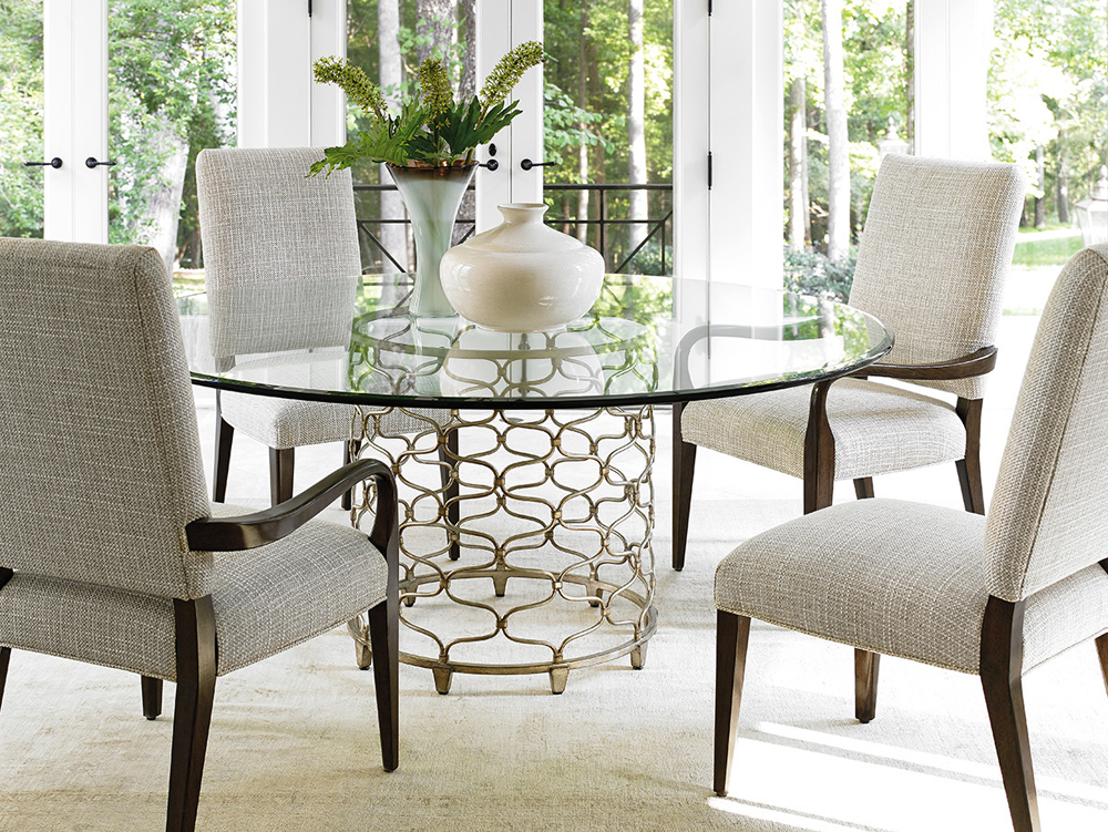 Lexington Laurel Canyon Bollinger Round Dining Table
