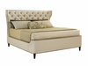 Lexington - MacArthur Park Mulholland Queen Upholstered Platform Bed - 01-0729-133c