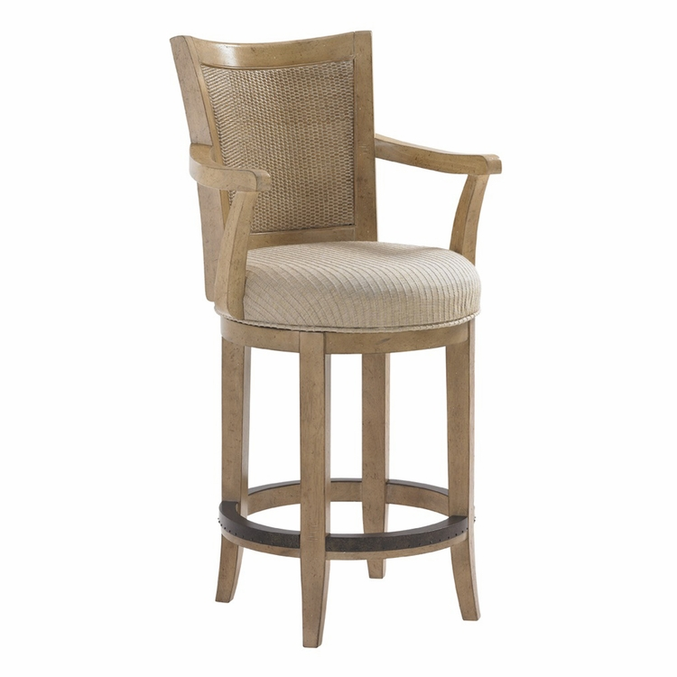 Lexington - Monterey Sands Carmel Swivel Counter Stool - 01-0830-815-01