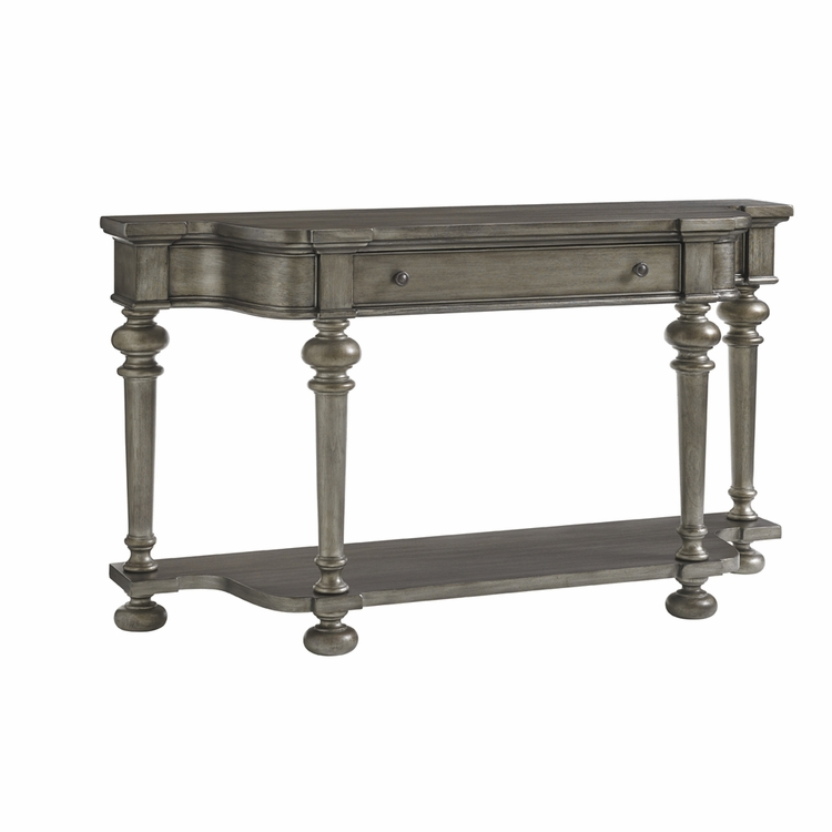 Lexington - Oyster Bay Sands Point Sideboard in Pelican Gray Finish - 01-0717-869