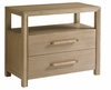 Lexington - Shadow Play Curtain Call Open Nightstand - 01-0725-623