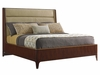 Lexington - Take Five Empire Queen Platform Bed - 01-0723-143c