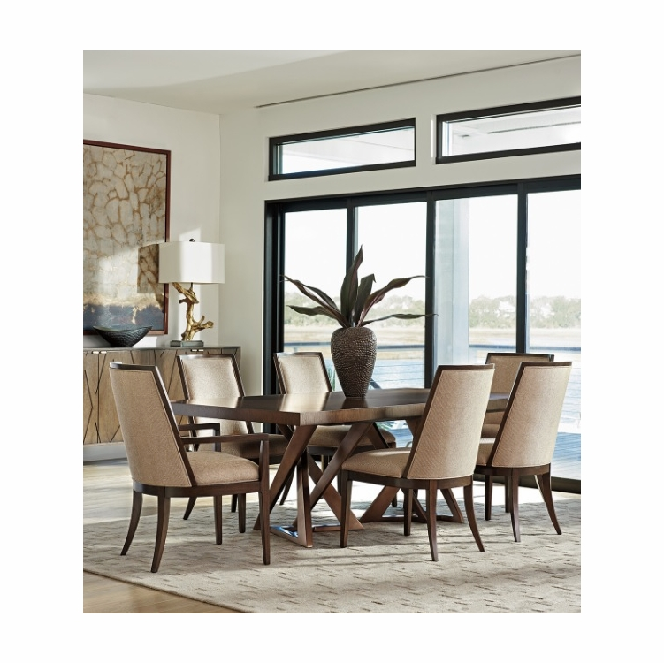 Lexington - Zavala 8 Piece Dining Set - 01-0790-dining-set-8