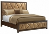 Lexington - Zavala Spectrum King Upholstered Panel Bed - 01-0790-144C