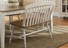 Liberty Furniture - Al Fresco III Slat Back Bench - 841-C9000B