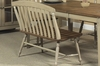 Liberty Furniture - Al Fresco Slat Back Bench - 541-C9000B