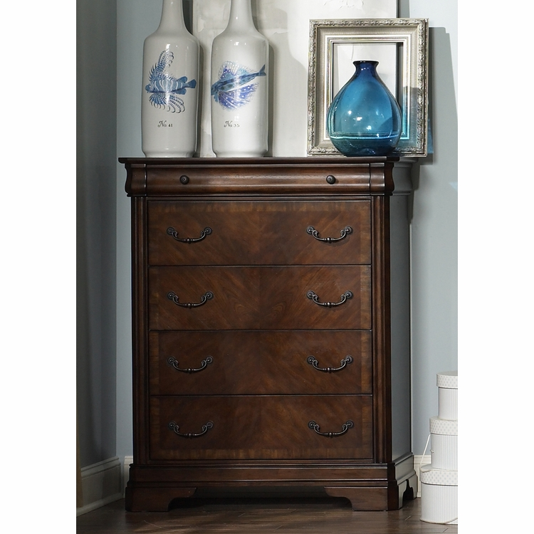 Liberty Furniture - Alexandria 5 Drawer Chest - 722-BR41