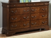 Liberty Furniture - Alexandria 8 Drawer Dresser - 722-BR31