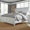 Liberty Furniture - Allyson Park Queen Panel Bed  - 417-BR-QPB
