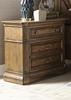 Liberty Furniture - Amelia 2 Drawer Night Stand - 487-BR61