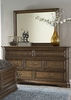 Liberty Furniture - Amelia Dresser & Mirror - 487-BR-DM