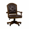 Liberty Furniture - Amelia Jr Executive Office Chair - 487-HO197
