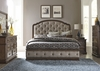 Liberty Furniture - Amelia King Upholstered Bed - 487-BR-KUB