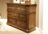 Liberty Furniture - Amelia Media Dresser - 487-BR45