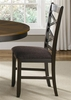 Liberty Furniture - Bistro II Double X Back Side Chair (Set of 2) - 74-C3001S