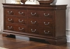Liberty Furniture - Carriage Court 8 Drawer Dresser - 709-BR31