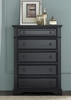 Liberty Furniture - Carrington II 5 Drawer Chest - 917-BR41