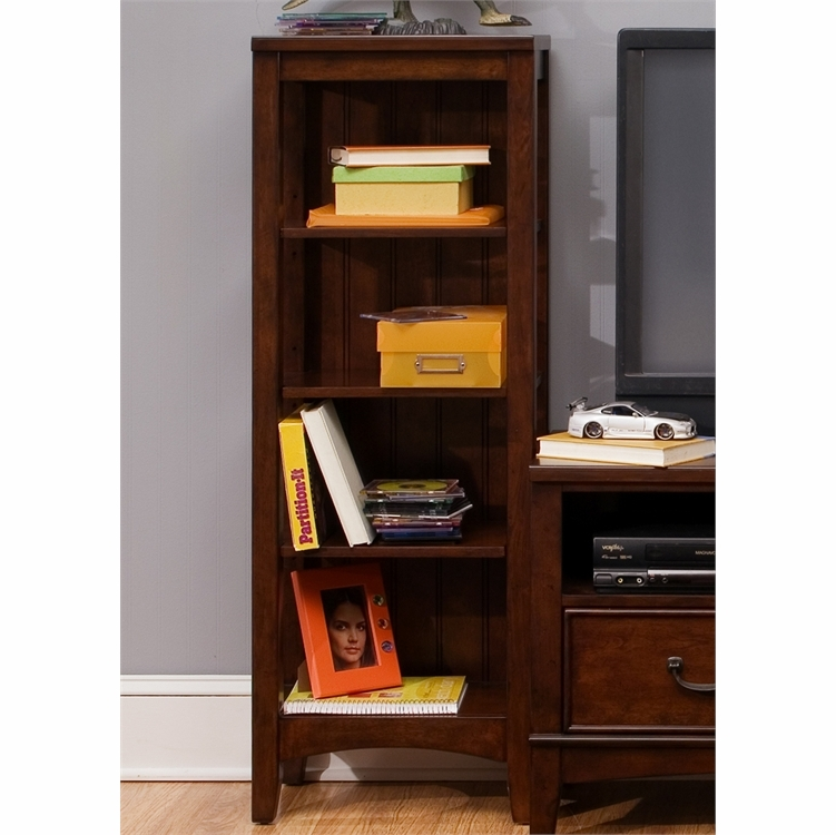 Liberty Furniture Chelsea Square Youth Student Bookcase 628