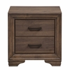 Liberty Furniture - Clarksdale 2 Drawer Night Stand - 445-BR61