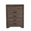 Liberty Furniture - Clarksdale 5 Drawer Chest - 445-BR41