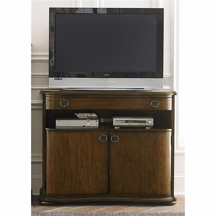 Liberty Furniture - Cotswold Media Chest - 545-BR45