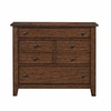 Liberty Furniture - Grandpas Cabin 3 Drawer Dresser - 375-BR30