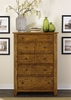 Liberty Furniture - Grandpas Cabin 5 Drawer Chest - 175-BR41