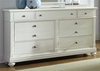 Liberty Furniture - Harbor View II 7 Drawer Dresser - 631-BR31