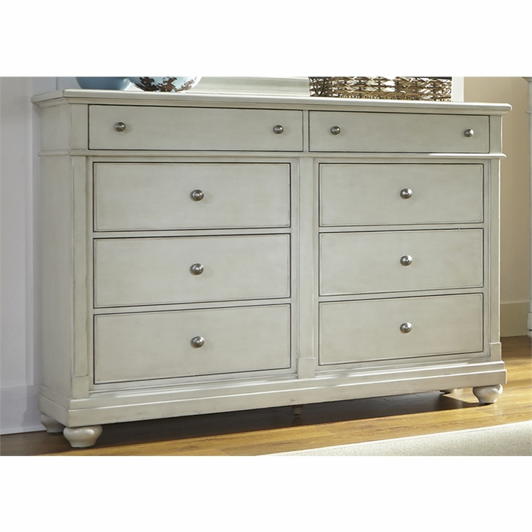 Liberty Furniture - Harbor View III 8 Drawer Bureau - 731-BR32