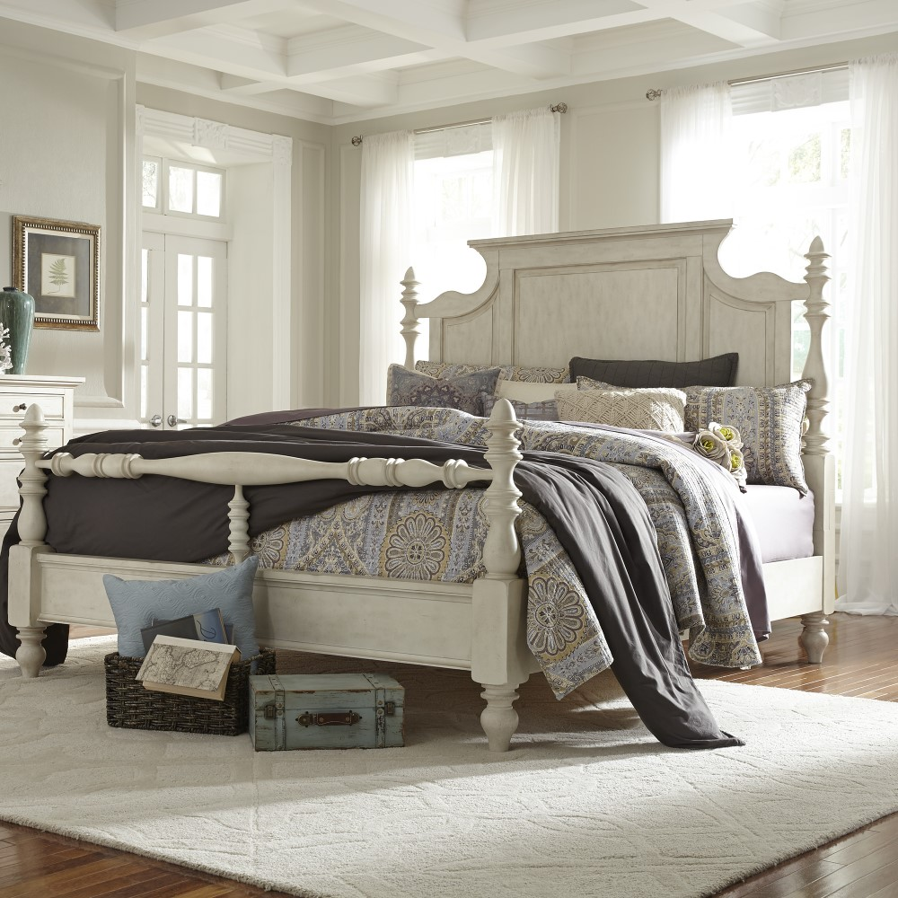 Liberty Furniture High Country Queen Poster Bed 697 Br Qps
