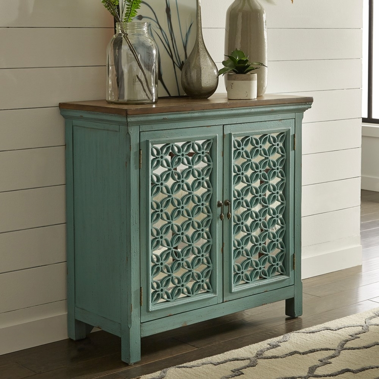 Liberty Furniture - Kensington 2 Door Accent Cabinet - 2011-AC3836