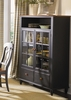 Liberty Furniture - Low Country Curio Cabinet In Anchor Black - 80-CH4460