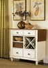 Liberty Furniture - Low Country Server In Linen Sand - 79-SR3636