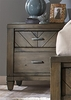 Liberty Furniture - Modern Country 2 Drawer Night Stand - 833-BR61