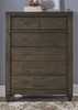 Liberty Furniture - Modern Country 6 Drawer Chest - 833-BR41